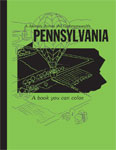 Pennsylvania Coloring Book